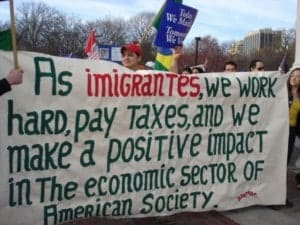 Immigrants are important