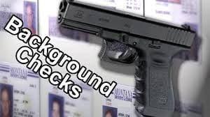 The Procedure On Gun Control