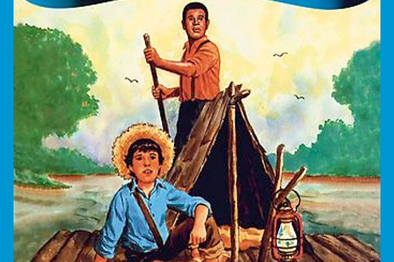 a description of joseph campbell of the true character of huck finn in the book adventures of huckle