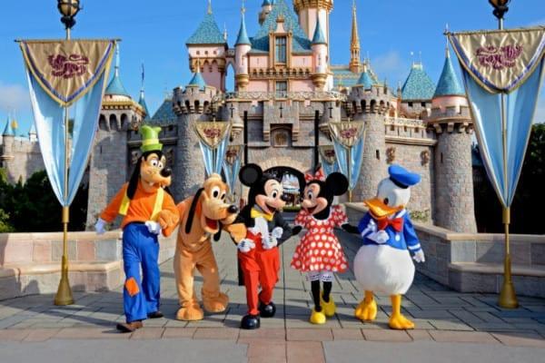 Walt Disney the Ruler of the Magic Kingdom