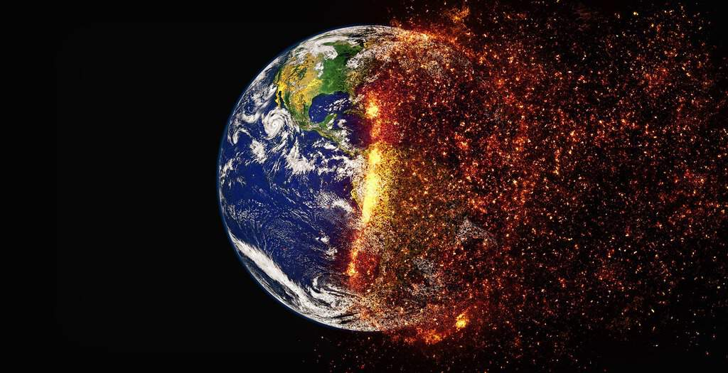 climate change photo