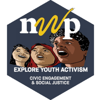 LRNG Badge: Explore Youth Activism