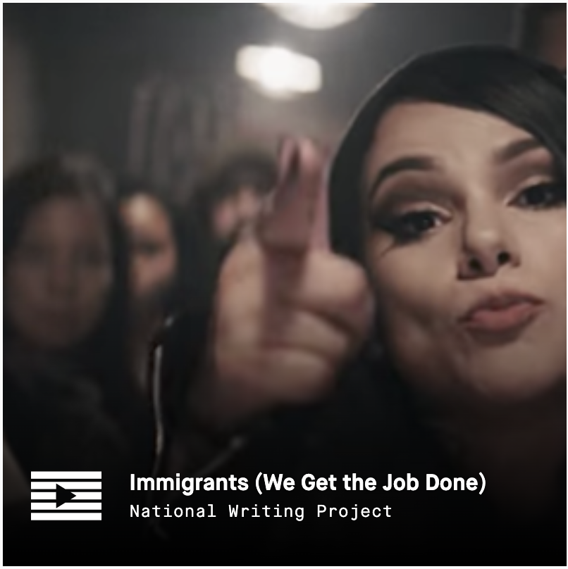 LRNG Playlist: Immigrants (We Get the Job Done)