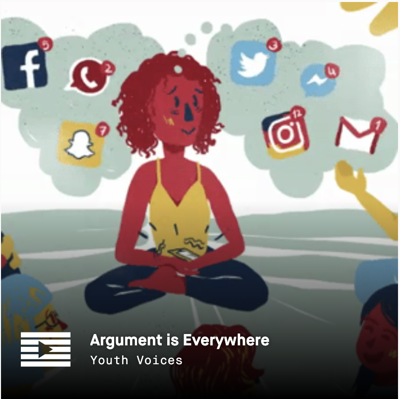 LRNG Playlist: Argument Is Everywhere