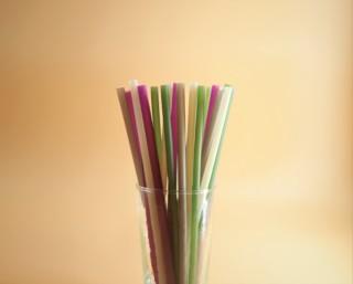straw lot
