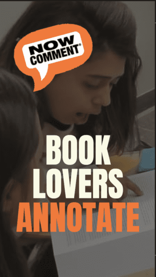 Book Lovers Annotate